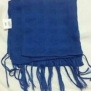 nwt, gauzy scarf